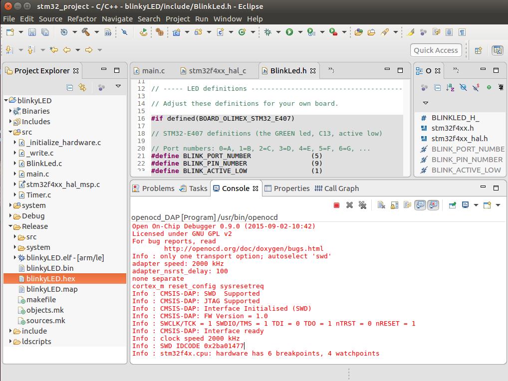 在Linux中建立Eclipse用于STM32的开发环境-电子产品世界论坛