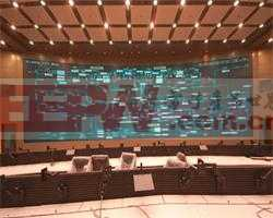 DLP大屏幕显示系统在铁路行业解决方案