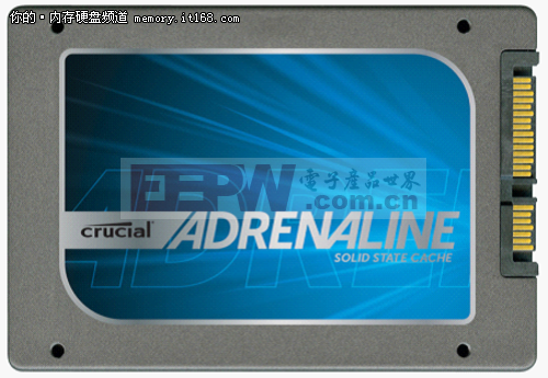 micron推出基于Marvell 88SS9174芯片的Adrenaline大容量固态硬盘缓存方案