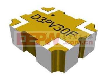 无线通信重要组件:20 dB定向度大功率LTCC定向耦合器