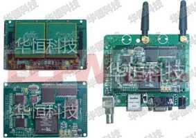 基于DSP的2路CDMA无线网络视频监控方案