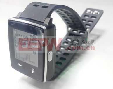 低耗长续航蓝牙智能手表方案