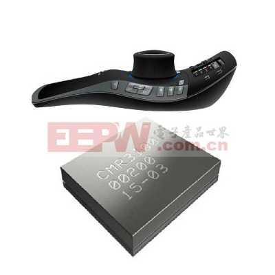 陀螺仪CMR3100在3D鼠标上的应用方案