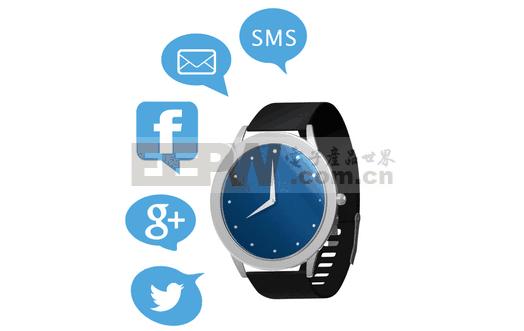 蓝牙对接的智能手表方案