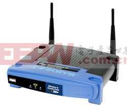 Linksys无线接入点方案