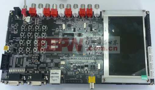 远景蔚蓝 BF609 教学实验平台