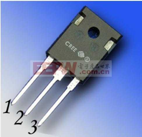 持续工作电流高达90A的1200V MOSFET