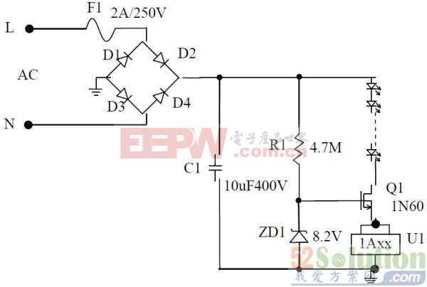 成本1.56元,超稳定、无频闪LED线性恒流驱动IC方案