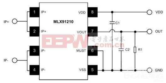 电流传感器在伺服驱动器中的应用实例分析