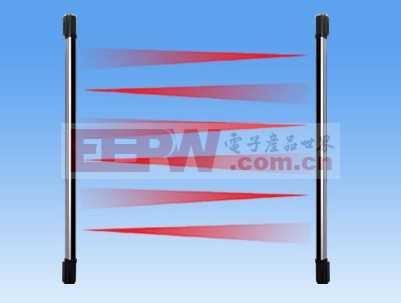 红外传感器在电子栅栏报警器中的应用