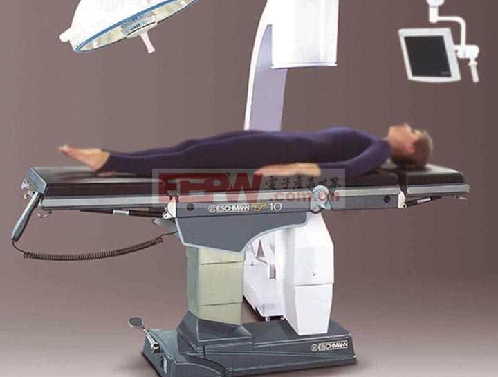 倾角传感器在电动手术床中的应用