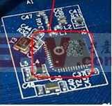 QBD84(OBD蓝牙4.0芯片) 二合一芯片方案