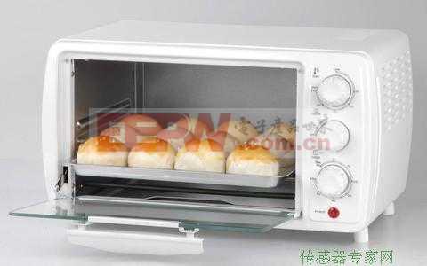 烤箱中的温度传感器应用方案