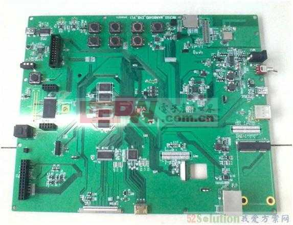 瑞芯微触控屏/电容屏平板电脑解决方案