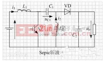 一款DC DC稳压电源应用电路设计图片