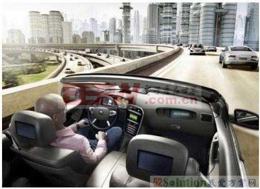 可在高速公路驾驶的高度自治系统技术方案
