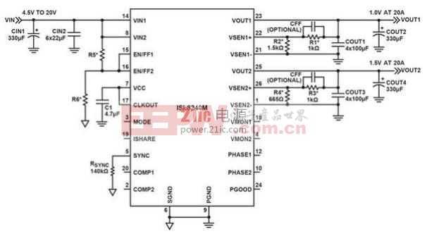解決電源模塊散熱問題的PCB設計
