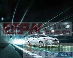 智能汽车氢燃料汽车的原理方案高清图片