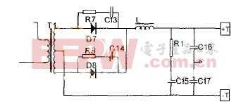 IGBT直流稳压大功率电源设计之电路设计方案图片