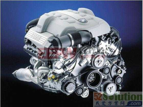 汽车发动机启动点火器电路 -发动机图片