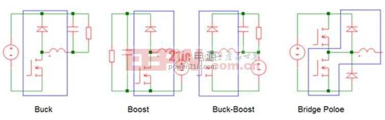 用于功率开关的电阻-电容(RC)缓冲电路设计