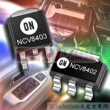 可提供200mA电流汽车双通道线性LED驱动器方案
