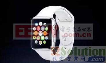 从Apple Watch窥知电子业投入医疗应用的发展模式