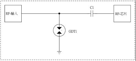 射频端口防护方案