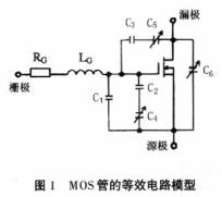 mos管参数详解及驱动电阻选择