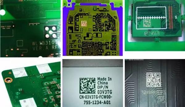 为什么线路板二维码标记都选择用激光打码?