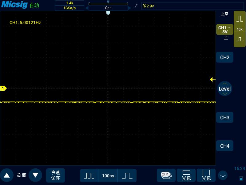 示波器自动功能测量低频信号无法触发的原因及分析