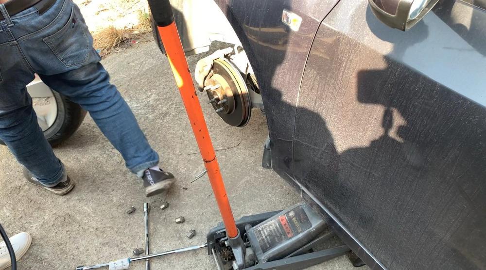 汽修示波器测量汽车车速传感器信号及分析