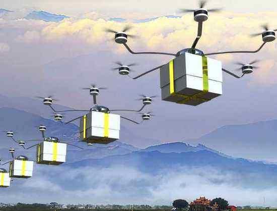 无人机是怎么飞起来的?了解一下