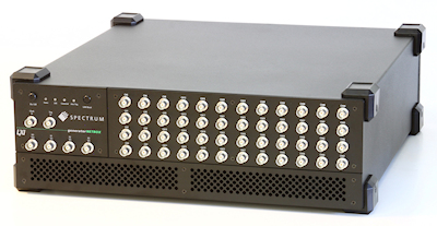 SPECTRUM发布48同步通道AWG任意波形发生器