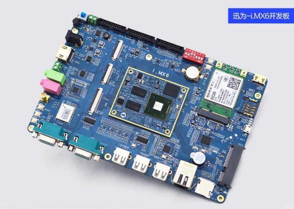 """车载""""大""""屏有可为_IMX6开发板平台,开启汽车智能中控应用领域"""