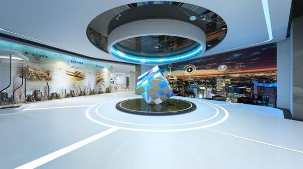 展览馆定位导航:360度智能导览系统