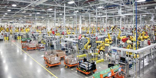 智慧工业:人员/资产定位管理方案,实现工厂高效管理