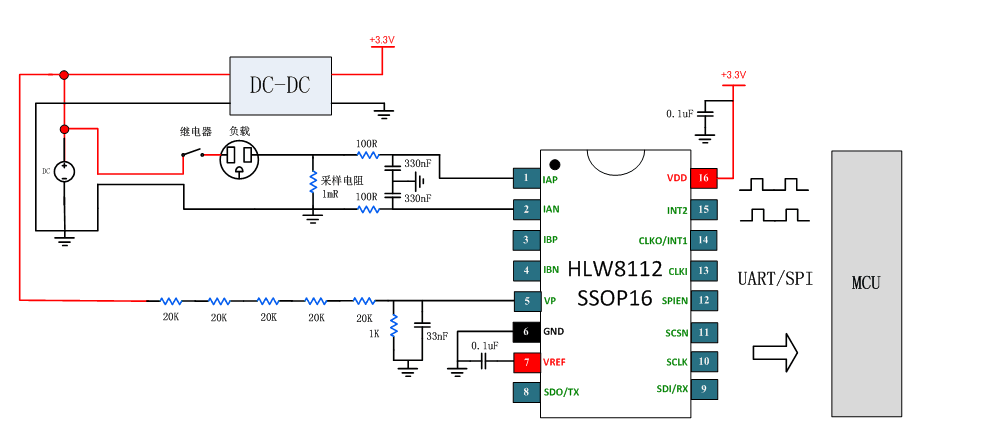 HLW8112在BMS系统中的应用