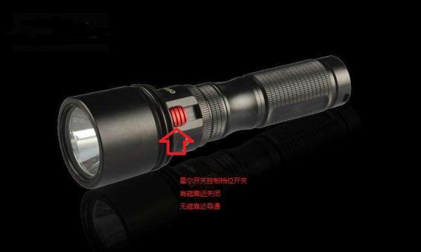 手电筒适用的霍尔开关AR251