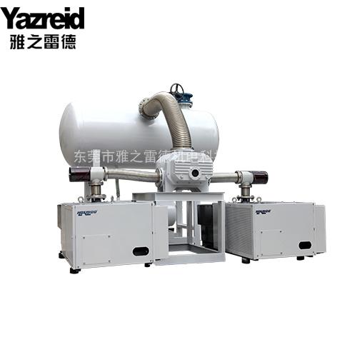 真空热处理炉几种常用的真空系统