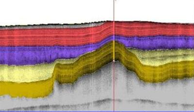 加速度传感器在地层检测中的应用