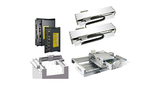 TLS/TLD/TDC系列直线电机模组