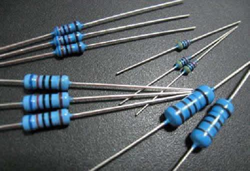碳膜电阻器基础知识详解