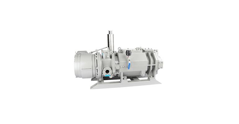 进口干式螺杆真空泵在减压蒸馏生产中的应用