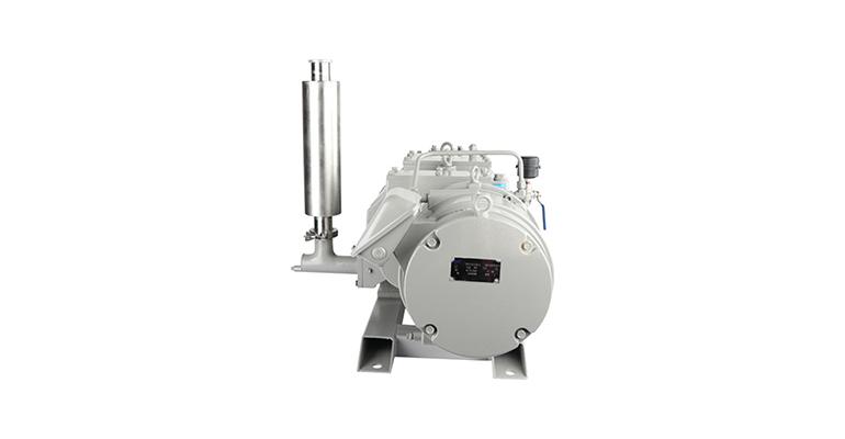 进口真空泵厂家分析干式螺杆真空泵的性能结构与应用