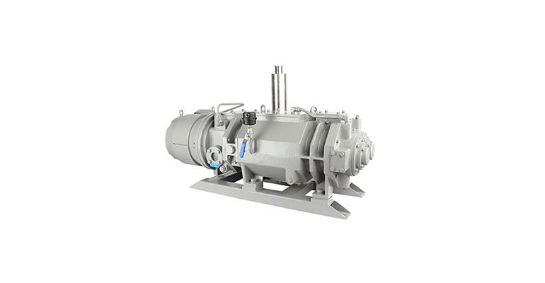 干式螺杆真空泵在制药行业溶媒回收中的应用