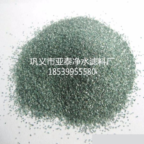 绿碳化硅制作陶瓷材料的优点