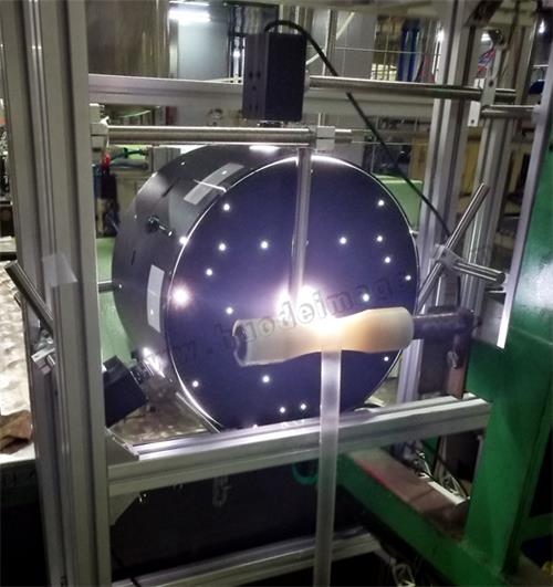基于机器视觉的胶原蛋白肠衣外观缺陷检测