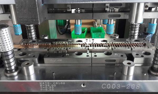 接线端子质量与生产端子模具的好坏息息相关