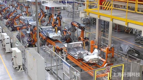 研强科技工业平板电脑在mes系统中的应用